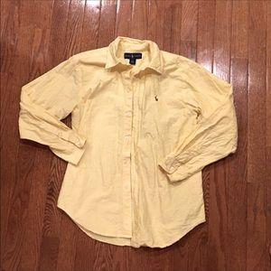 RALPH LAUREN (boys) button down blouse
